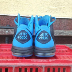 Adidasi barbati Nike, 44 1/3, Negru, Textil - Bascheti Nike