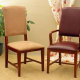 Lichidare de stoc scaune de birou elegante din lemn masiv pret 270 ron/buc TVA INCLUS! - Mobilier