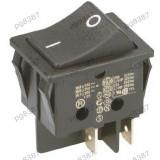 Intrerupator basculant 22X30mm, 16A/250V, 365220122-327651