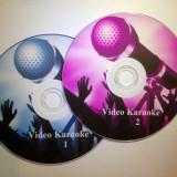 Echipament karaoke - Video Karaoke * 2 DVD * 1352 Melodii