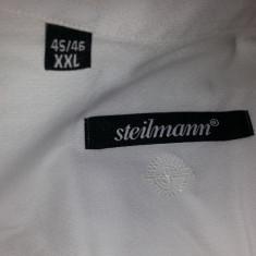 Vand Camasa de nunta, barbati, marca Steilmann, marime 45-46, textura in relief, 100% bumbac (cod produs 010 ) - Camasa cu nasturi
