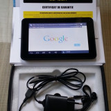 Tableta Serioux - Tableta Android WiFi - Garantie 23 luni
