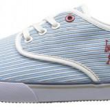 Adidasi US Polo Assn Hugh originali - tenisi barbati - adidasi originali - panza  -  in cutie - 40