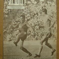 Revista SPORT nr. 6/1989 Steaua Bucuresti