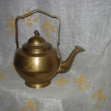 Ceainic englezesc - Metal/Fonta