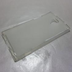 Husa telefon, Albastru, Silicon, Husa - Husa silicon Allview X1 Xtreme