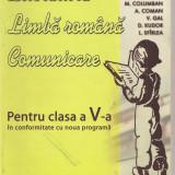 (C4924) LIMBA SI LITERATURA ROMANA , COMUNICARE PENTRU CLASA A V-A DE FL. IONITA, E CARSTOCEA, EDITURA ART, 2010, GHID, CAIET DE LUCRU, SEMESTRUL II