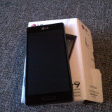 Lg L9 black folosit stare foarte buna nelovit,nezgariat, la cutie !PRET:350lei