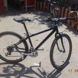 Vand Bicicleta [MTB] [Aproape noua]!!! - Mountain Bike, 20 inch, 26 inch, Numar viteze: 7, Otel, Negru mat
