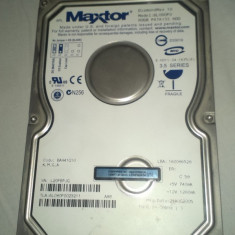 Hard Disk HDD MAXTOR 80Gb IDE, 40-99 GB