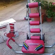 Aparat de fitness AB Rocket Twister - Aparat multifunctionale fitness