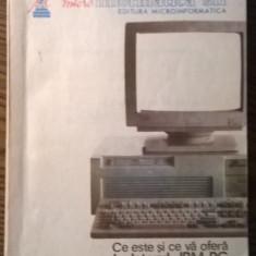 Carte - Ce este si ce va ofera calculatorul IBM PC