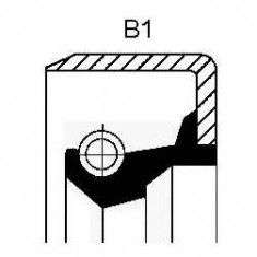 Pompe auto - Inel etansare, pompa injectie OPEL KADETT D 1.6 D - CORTECO 12015322B