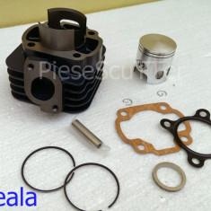 Set cilindri Moto - Kit Cilindru - Set motor COMPLET Scuter Malaguti Centro - 80cc - racire AER