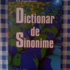 B2 Dictionar De Sinonime - Dragos Mocanu - Dictionar sinonime