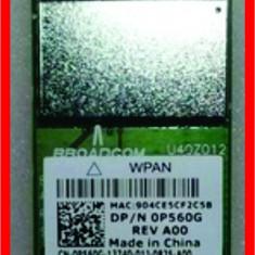 Placa de retea modul Bluetooth Dell latitude E6400 E6410 Acer HP Asus Compaq Toshiba P560G