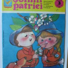 REVISTA SOIMII PATRIEI LUNA MARTIE 1982 - Revista scolara
