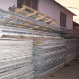 Scara/Schela constructii - VAND SCHELA FATADA ZINCATA SECOND-HAND
