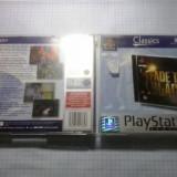 Joc consola Sony Playstation 1 PS1 PS One PSX - Fade to black ( GameLand - sute de jocuri ), Actiune, Single player