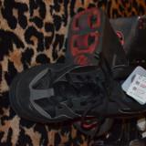 Heelys original cu doua role - Adidasi copii, Marime: 15, Culoare: Nero, Unisex, Marime: 39, Textil