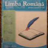 Curs - Memorator - Prof. Vasilica Zegreanu - Limba Romana - Pentru clasele V-VIII