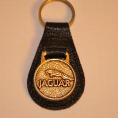 Vand (key ring) breloc cheie auto Jaguar, editie Jaguar XJ si Jaguar Sovereign. - Breloc Auto