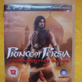 Joc PS3 - Prince of Persia ( The forgotten sands ) - are doua zgarieturi - Jocuri PS3