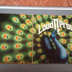 Muzica Rock universal records, VINIL - NAZARETH - LOUD'N'PROUD (1973/VERTIGO REC/RFG) - DISC VINIL/PICK-UP/VINYL/ROCK