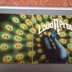 NAZARETH - LOUD'N'PROUD (1973/VERTIGO REC/RFG) - DISC VINIL/PICK-UP/VINYL/ROCK - Muzica Rock universal records