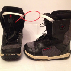 Boots snowboard - BOOTS BUTI SNOWBOARD SALOMON TALAPUS 38-39