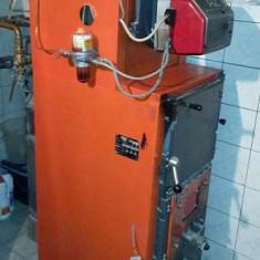Centrala termica, Centrale termice pe lemn, 20-30 - Centrala combi Unical SHMG 20