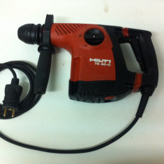 Ciocan Rotopercurator Marca HILTI TE 30-C Fabricatie 2009