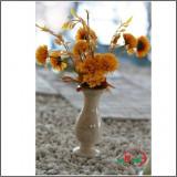 Suport flori - Vaza onix 15cm
