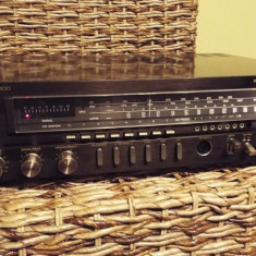 Amplificator audio - Statie amplituner vintage GRUNDIG R 1000
