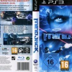 Joc original MIND JACK pentru consola Sony PS3 Playstation 3 - Jocuri PS3 Square Enix, Actiune, Toate varstele, Multiplayer