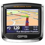 Resigilat - GPS GOGO S359F CU CARD 2 GB FULL EUROPA, 5 inch