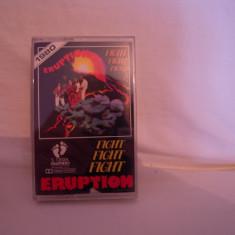 Vand caseta audio Euroption-Fight Fight Fight, originala, raritate! - Muzica Pop Altele, Casete audio