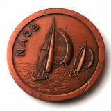 MEDALIE GRECIA SPORT MARINA YACHTING Nautical Athletic Club Voula CUPRU 42 mm **, Europa