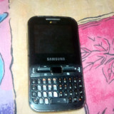 Samsung chat 322 duos - Telefon Samsung, Negru, <1GB, Neblocat, Dual core, Nu se aplica