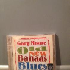 GARY MOORE - OLD NEW BALLADS BLUES (2006/EAGLE REC) -gen :ROCK - cd nou/sigilat - Muzica Rock