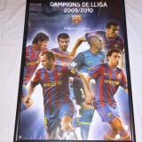 Poster mare-fotbal - FC BARCELONA