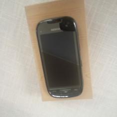 Telefon mobil Nokia C7, Negru, Neblocat - Telefon - Smartphone Nokia C7 Charcoal black