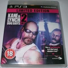 KANE & LYNCH 2 - DOG DAYS - ORIGINAL - PS3 - PLAYSTATION 3 - Jocuri PS3 Codemasters