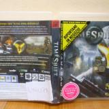 Timeshift  (PS3)  (ALVio) + sute de alte jocuri PS3 ( VAND / SCHIMB )