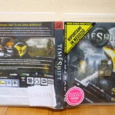 Timeshift (PS3) (ALVio) + sute de alte Jocuri PS3 Sierra ( VAND / SCHIMB ), Actiune, 18+