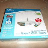 VAND ROUTER D-LINK WIRELESS G ADSL2/2+ ROUTER