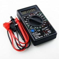 Multimetre - Aparat De Masura - Multimetru Digital Profesional -- Multimetru Digital LCD DT830B