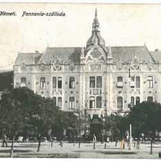 Carti Postale Romania 1904-1918, Circulata, Printata - IPV 581 SATU MARE