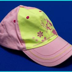 Sapca / sepcuta fetite, roz, cu Minnie Mouse, DISNEY _ fete   54 cm - Sapca Copii