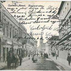 Carti Postale Romania 1904-1918, Circulata, Printata - IPV 564 SATU MARE